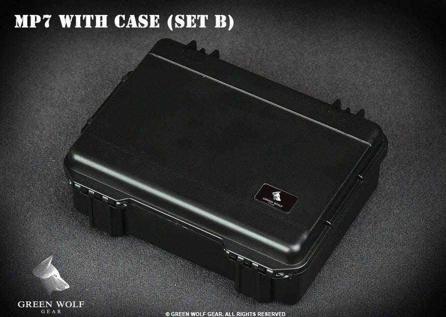 Black HK MP7 w/Black Pelican Case - MINT IN BOX