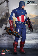 The Avengers - Captain America - MINT IN BOX