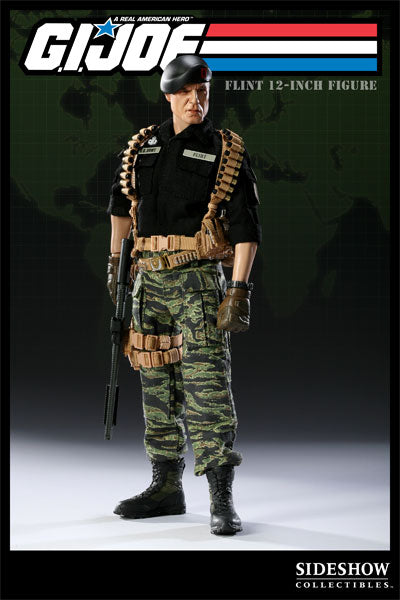 GI Joe - Warrant Officer Flint - Exclusive Version - MINT IN BOX