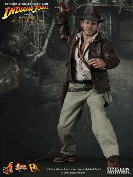 Indiana Jones ROTLA - Brown Shorts