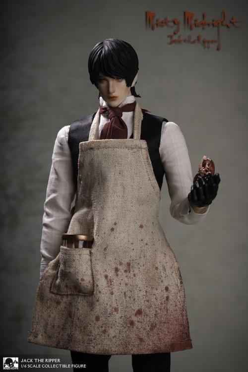 Misty Midnight - Jack the Ripper - Male Base Tall Body
