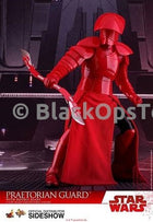 STAR WARS Double Blade Praetorian Guard Crimson Armored Hands Set