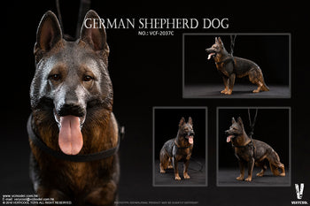 PREORDER German Shepherd Dog MINT IN BOX