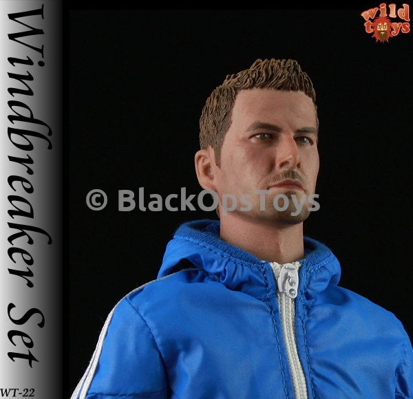 Wild Toys David Beckham Head Sculpt