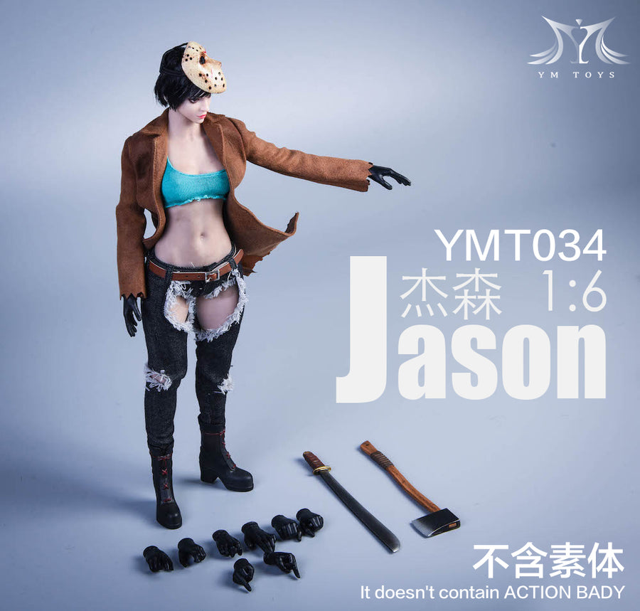 PREORDER - Female Jason Outfit Set - MINT IN BOX