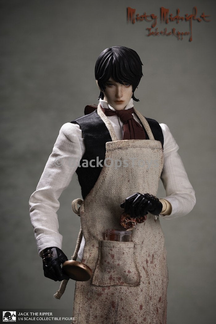 PREORDER Misty Midnight Jack The Ripper Deluxe with Diorama MINT IN BOX