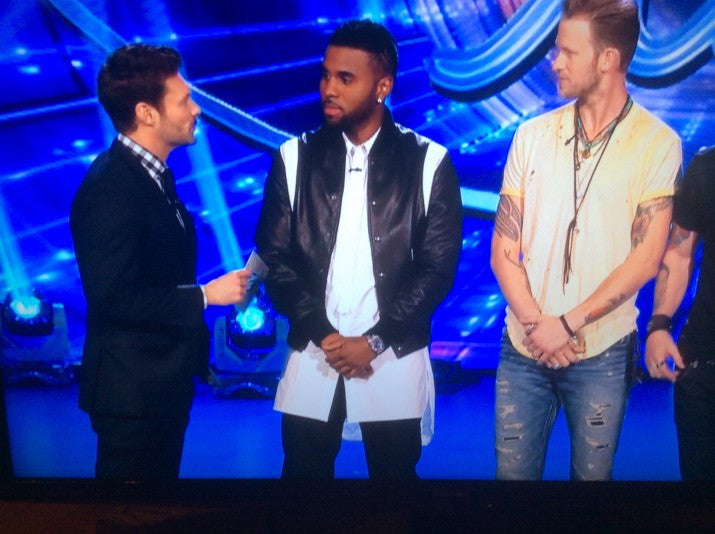 GOLDEN BEAR SPORTSWEAR FEATURED ON AMERICAN IDOL