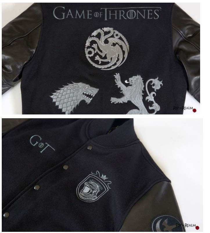 BBC limited Game of Thrones jacket