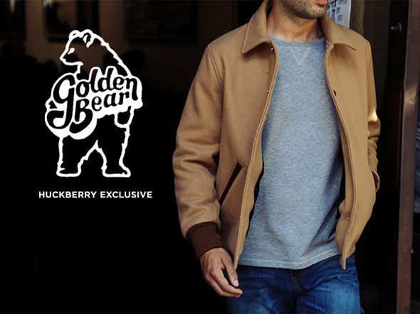GOLDEN BEAR, HUCKBERRY EXCLUSIVE