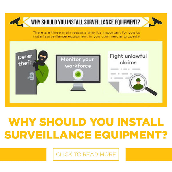 Infographic - Business Owner's Guide to Security Systems