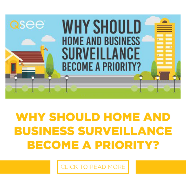 WHY SHOULD HOME AND BUSINESS SURVEILLANCE BECOME A PRIORITY?