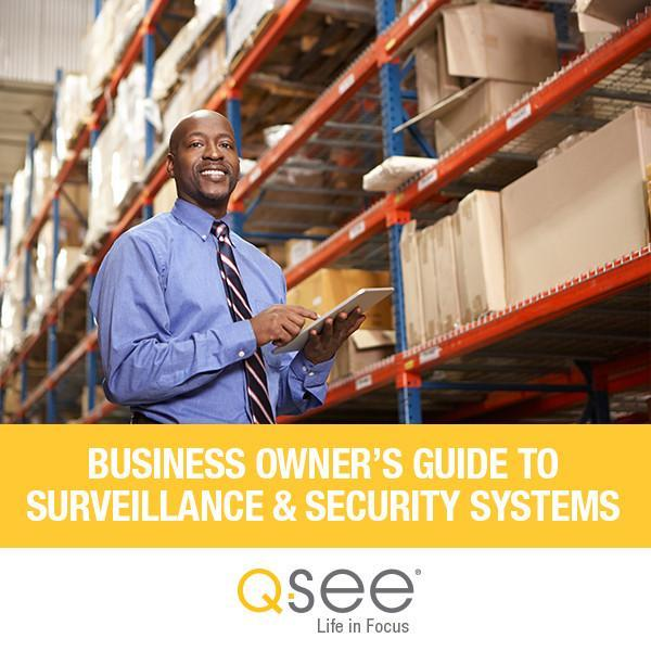 The Business Owner's Guide to Surveillance and Security Systems