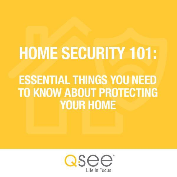 Home Security 101: Essential Things You Need to Know About Protecting Your Home