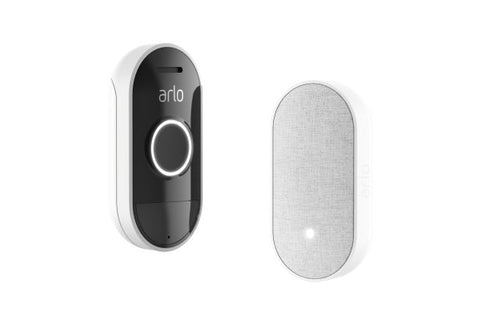 2. Netgear's Launch of Arlo Audio Doorbell: