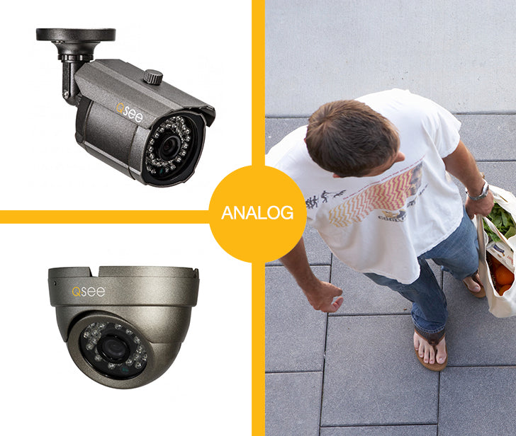 Analog HD Security Cameras
