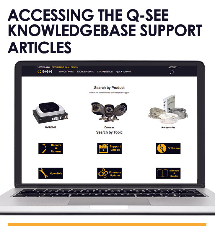 The Q-See knowledge base