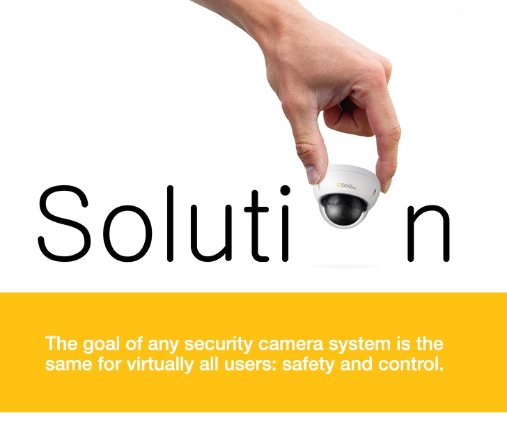 Security Camera System Solutions