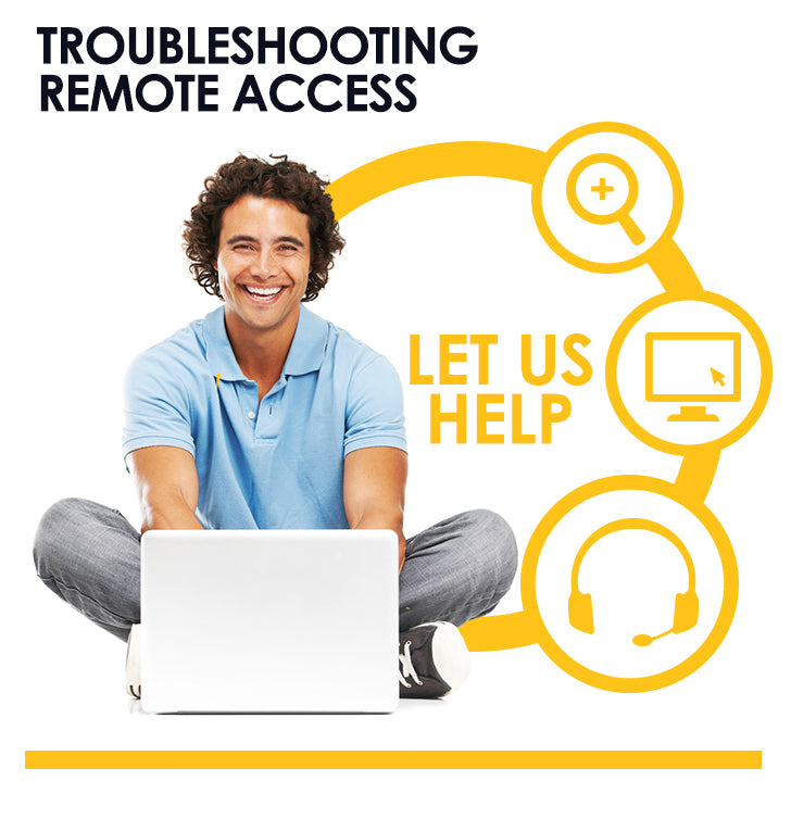 Troubleshooting Remote Access Issues