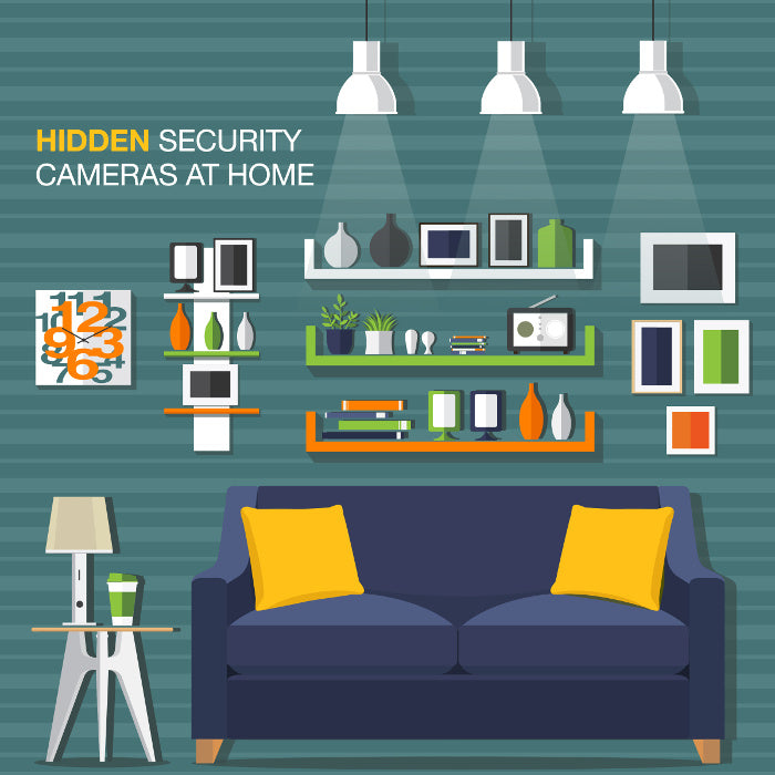 Hidden Cameras at Home