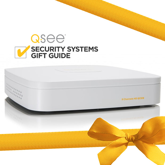 Security System Gift Guide