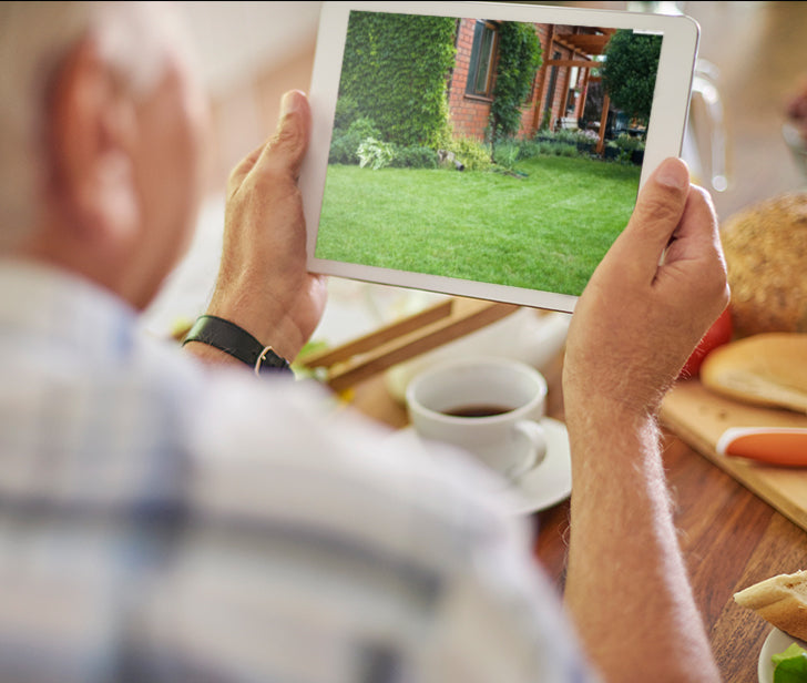 Home Security: Elderly Monitor