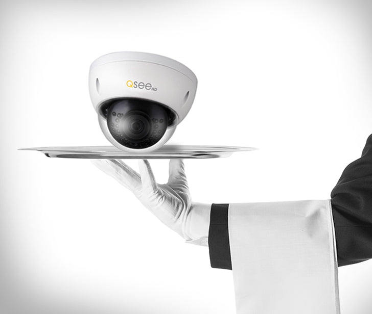 Dome Cameras Overview