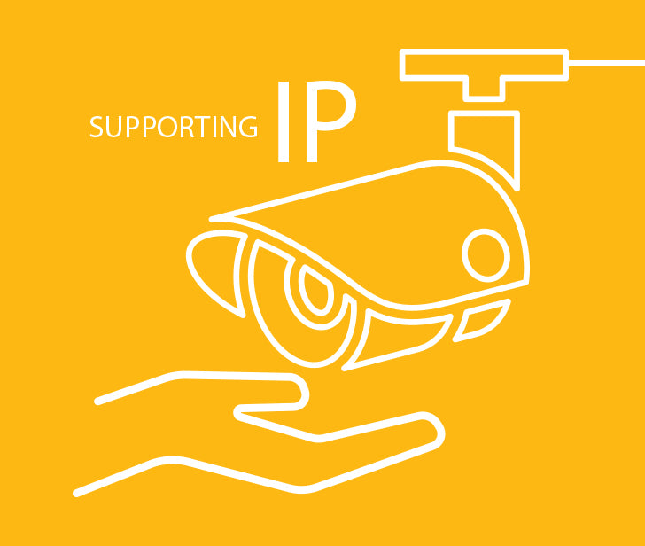 Supporting IP Cameras