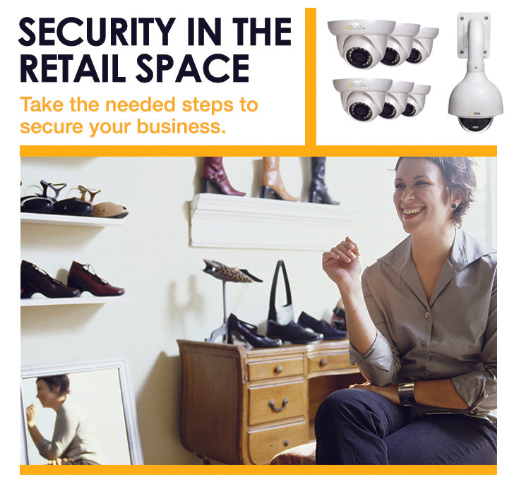 Retail surveillance solutions