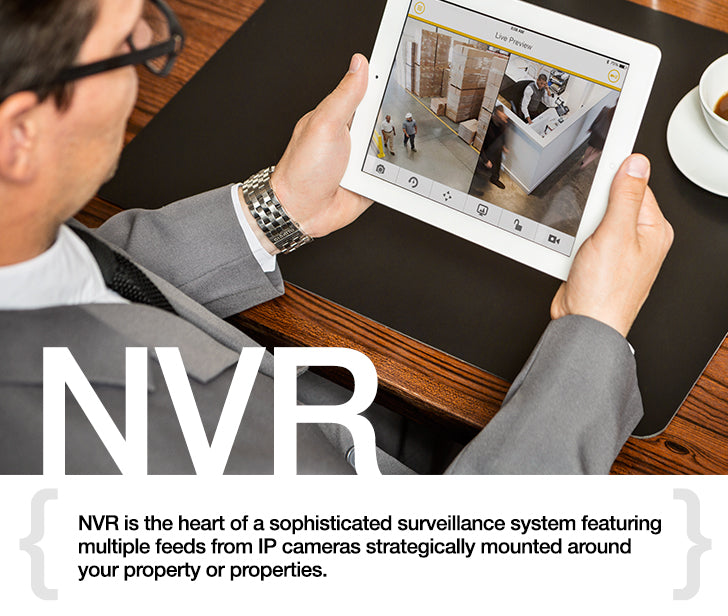 Network Video Recorder | What Is An NVR?