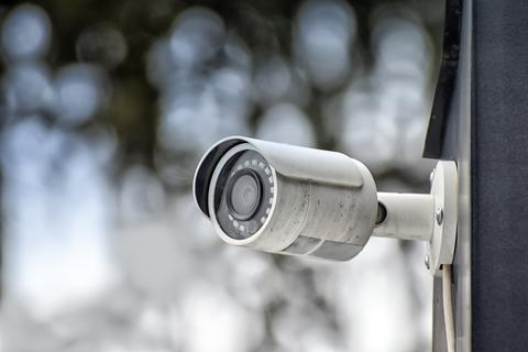 Do security cameras record audio?