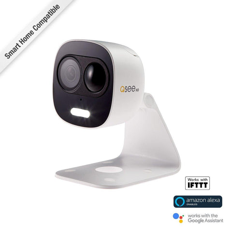 1080P SMART HOME WI-FI OUTDOOR BEACON CAMERA (QCW2MPSL)