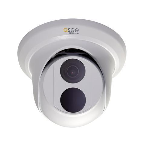 Who installs security cameras in a home?