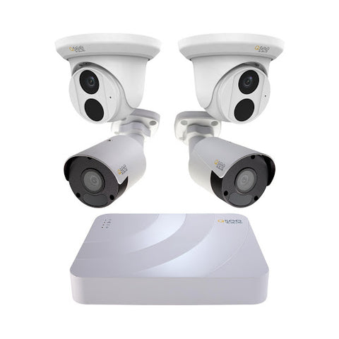 4K ULTRA HD 8 CHANNEL IP SECURITY SYSTEM (K82K5.4)
