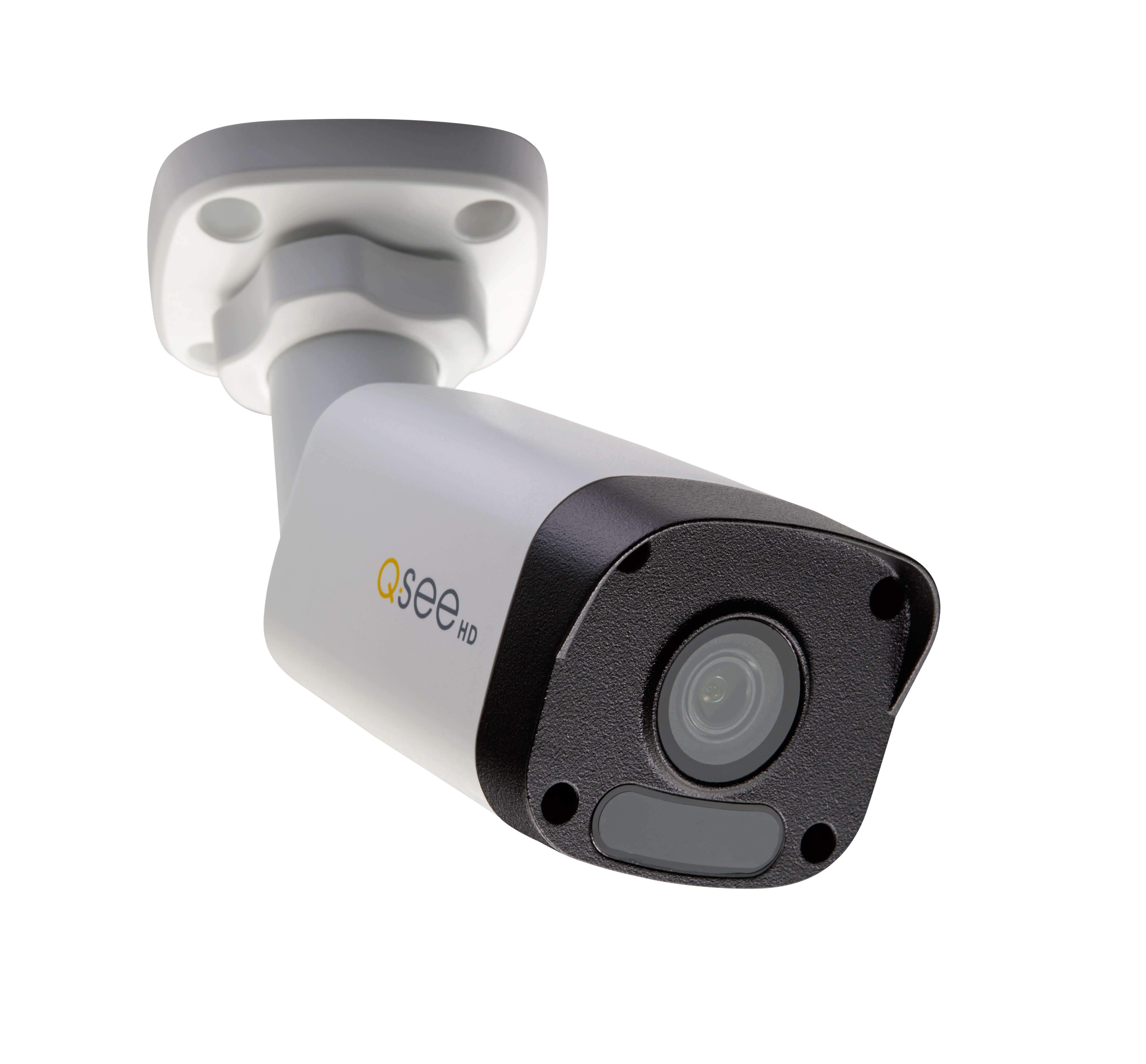 Cavalier 5MP IP HD Outdoor Bullet Camera with Color Night Vision, 2-Pack (CV5MB1.1-2)