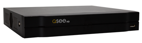 8 Channel Multi-Format Analog HD 4K DVR and Pre-Installed 2TB HDD (QC998-2) Analog HD DVRs  - Q-See