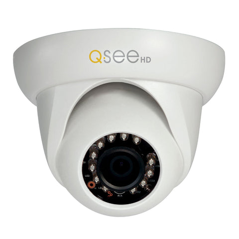 720p Analog HD Dome Security Camera (QCA7202D) ANALOG HD  - Q-See