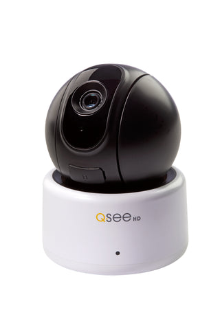 1080p Smart Home Wi-Fi Pan Tilt Camera Wi-Fi  - Q-See