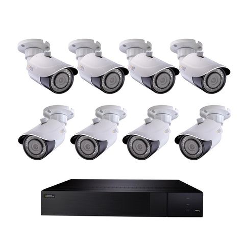 1080p Analog HD Dome Security Camera (QTH8056DA)