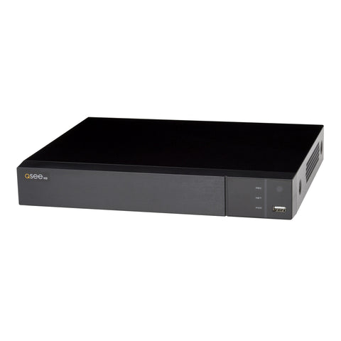 8 Channel 4MP IP Network Video Recorder with Pre-Installed Hard Drive (QT878) IP HD NVRs  - Q-See