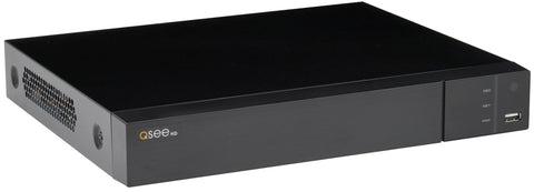 16 Channel Analog HD 5MP DVR with Pre-Installed 2TB Hard Drive (QTH167-2) Analog HD DVRs  - Q-See