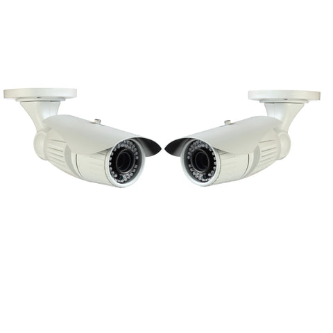 1080p Auto Focus Analog HD Bullet Security Camera (QTH8077BA) Analog HD Camera  - Q-See