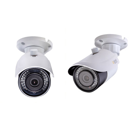 1080p Analog HD Bullet Security Camera with PIR Technology 2-Pack (QTH8092B-2)