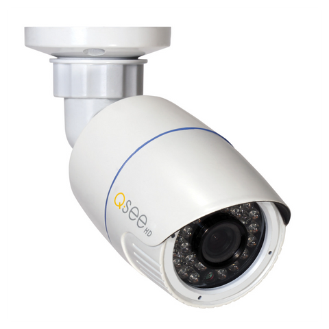 2 MP 1080p HD IP Bullet Camera QTN8017B- Discontinued IP HD Cameras  - Q-See