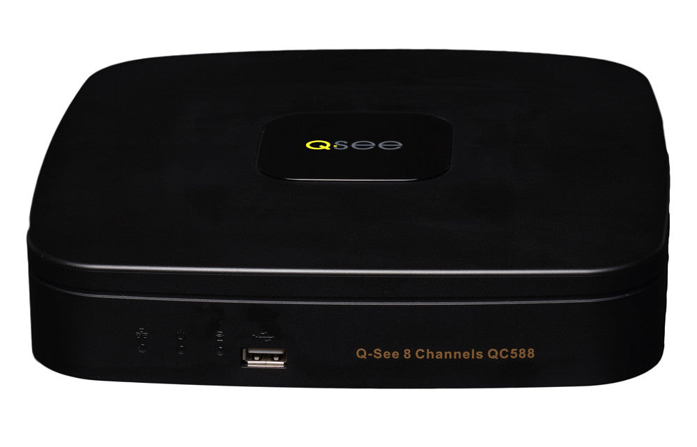 8 Channel 960H DVR Q-See  - Q-See
