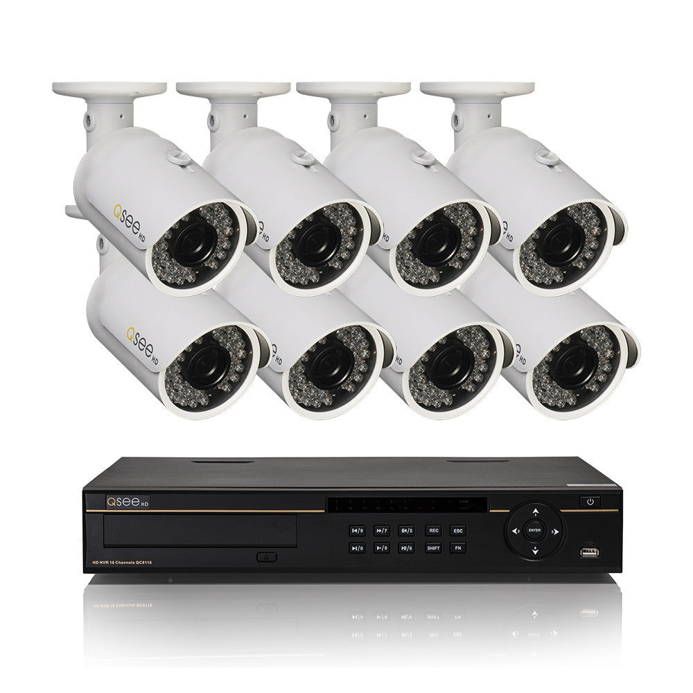 Reconditioned 16 Channel Hd Digital Security...