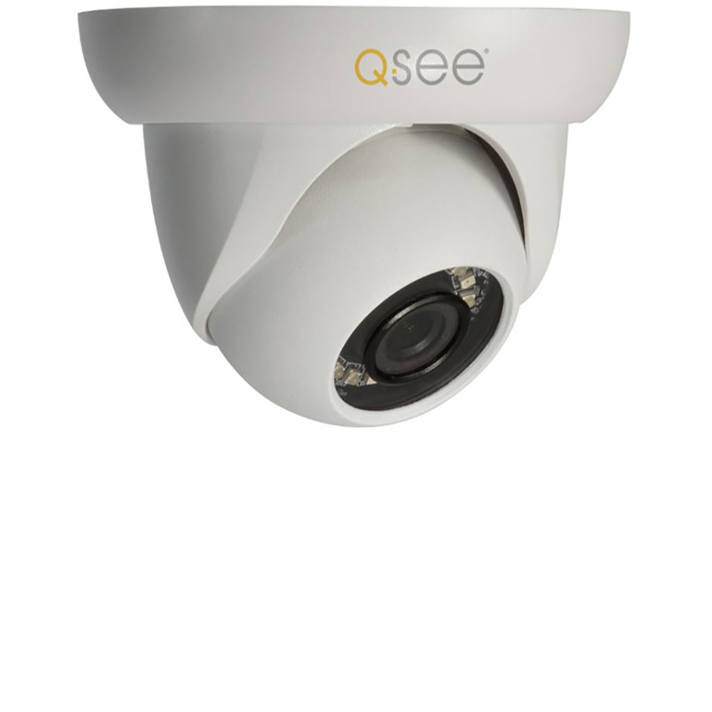 n/a Reconditioned Reconditioned 1080p HD IP Dome Camera QCN8009D-R - 90 DAY WARRANTY