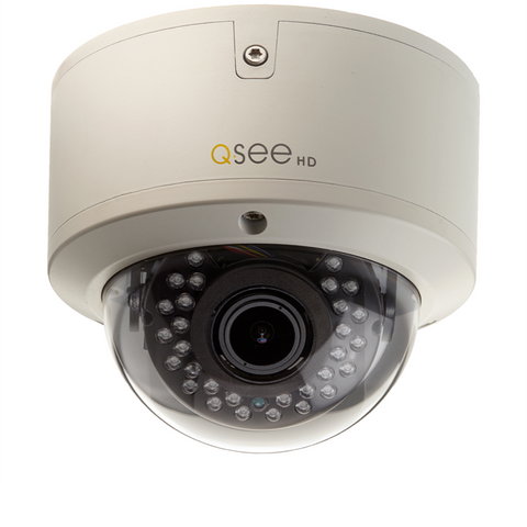 Q-See ANALOG HD 1080p Auto Focus ANALOG HD Dome Security Camera (QTH8078DA)