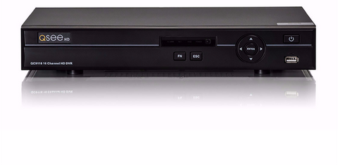 Q-See ANALOG HD 16 Channel 1080p Digital Video Recorder with 2 TB Hard Drive (QC9116-2)