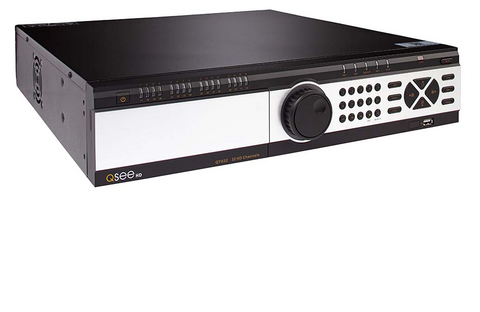 Q-See ANALOG HD 32 Channel 1080P Digital Video Recorder with 4 TB Hard Drive (QTH32-4)