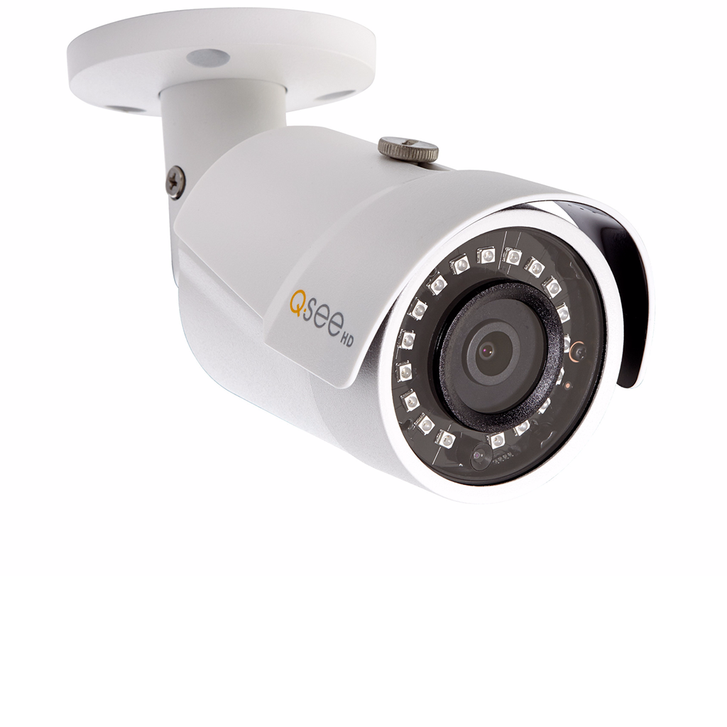 Q-See ANALOG HD 8-Channel Analog HD Security System with 4 Analog HD 4MP Bullet Cameras and 2TB HDD (QC968-4DX-2)